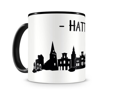 Tasse Hattingen Skyline