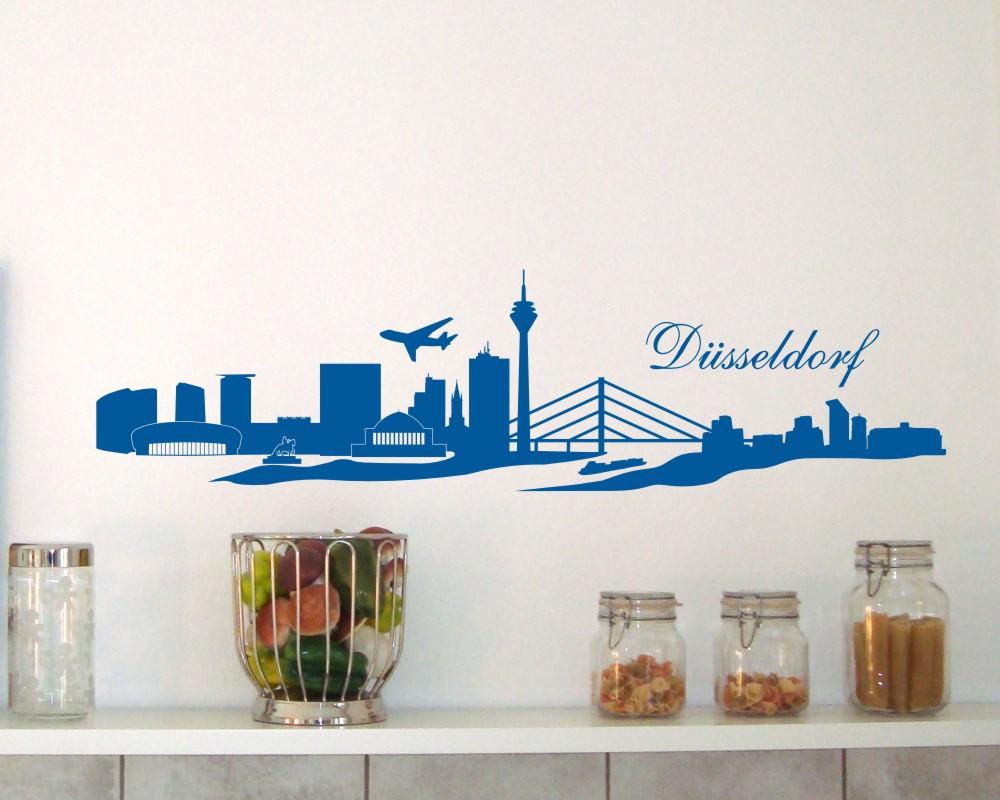 wandtattoo d sseldorf mit sehensw rdigkeiten hennef. Black Bedroom Furniture Sets. Home Design Ideas