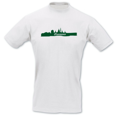Hannover Skyline Collage T-Shirt
