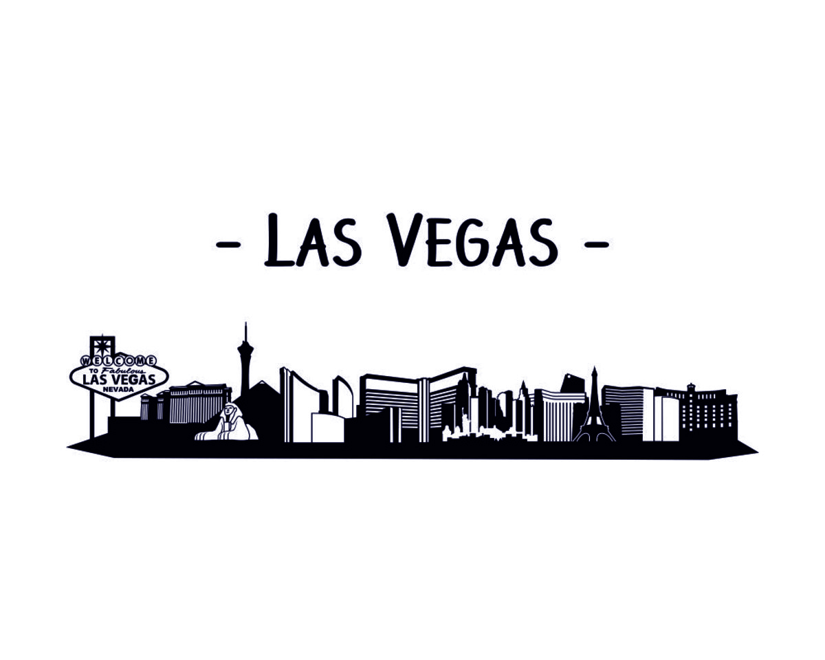 Geschenk Las Vegas