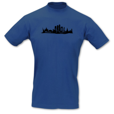 Moskau Skyline T-Shirt